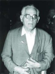 Photo of Louis J. Mordell