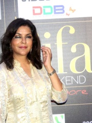 Photo of Zeenat Aman