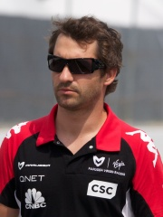Photo of Timo Glock