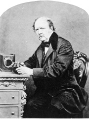 Photo of Henry Fox Talbot